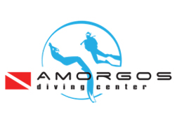 Amorgos Diving Center in Greece logo. Diving Centers Greece
