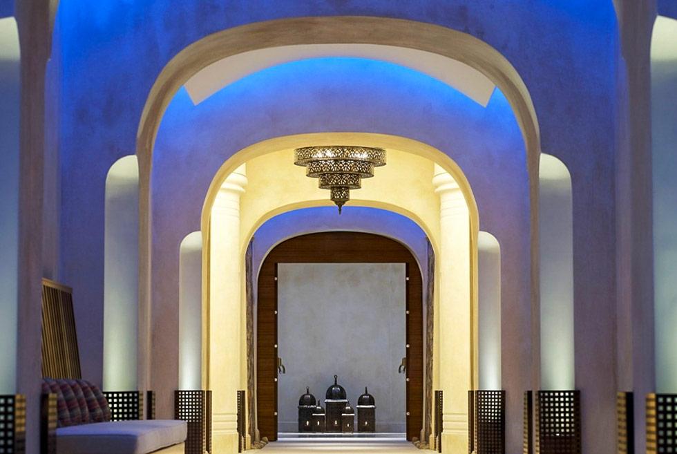 The Romanos, a Luxury Collection Resort. Anazoe Spa in Costa Navarino