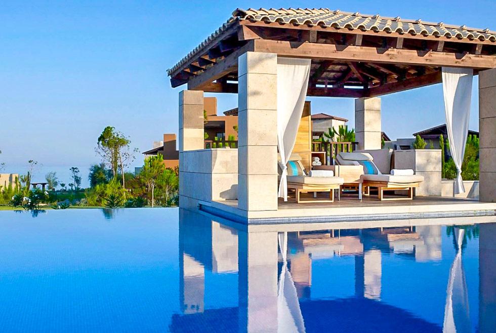 The Romanos, a Luxury Collection Resort. Hotel in Costa Navarino Greece