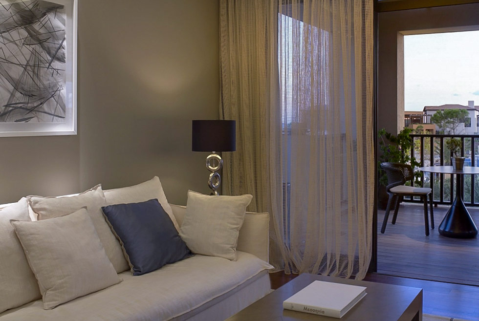 The Romanos, a Luxury Collection Resort. Hotel in Costa Navarino. Accommodation in Greece.