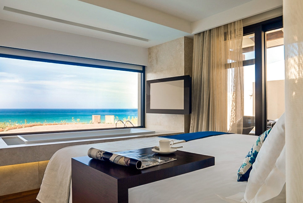 The Romanos, a Luxury Collection Resort. Hotel in Costa Navarino. Hotels in Messinia