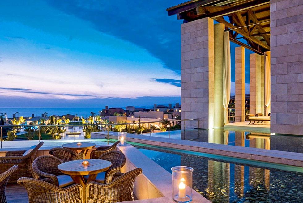 The Romanos, a Luxury Collection Resort. Hotel in Costa Navarino Peloponnese
