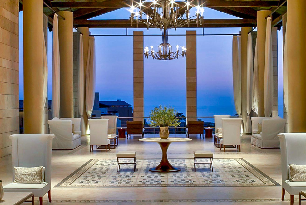 The Romanos, a Luxury Collection Resort. Hotel in Costa Navarino. Holidays in Messinia