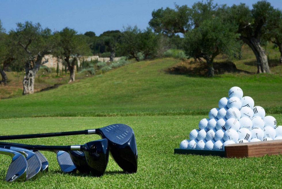 The Westin Resort, Costa Navarino Messinia Greece. Golf in Greece.
