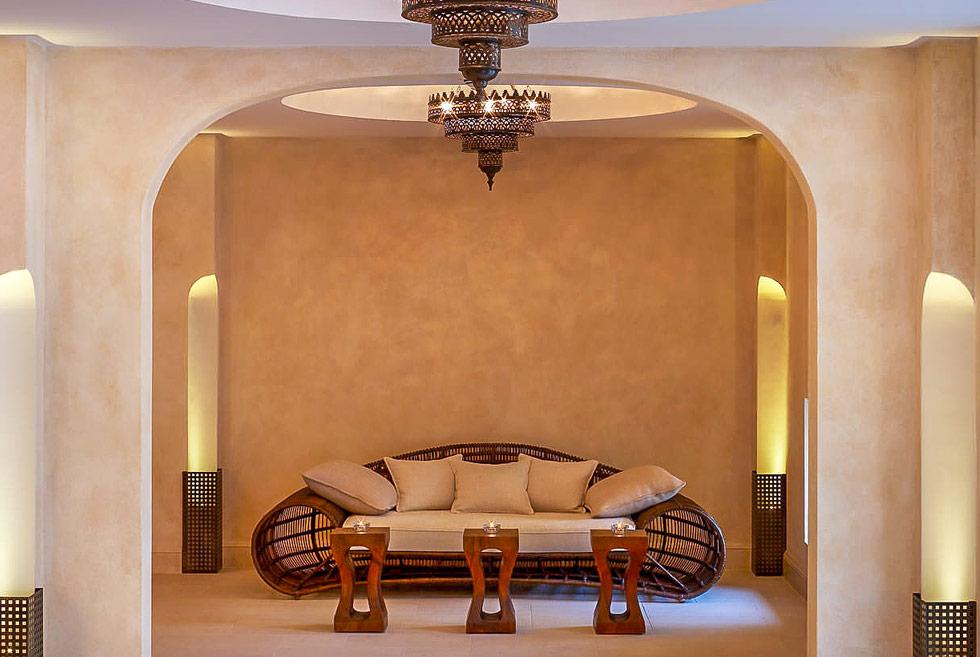 The Westin Resort, Costa Navarino Messinia Greece. Anazoe Spa.