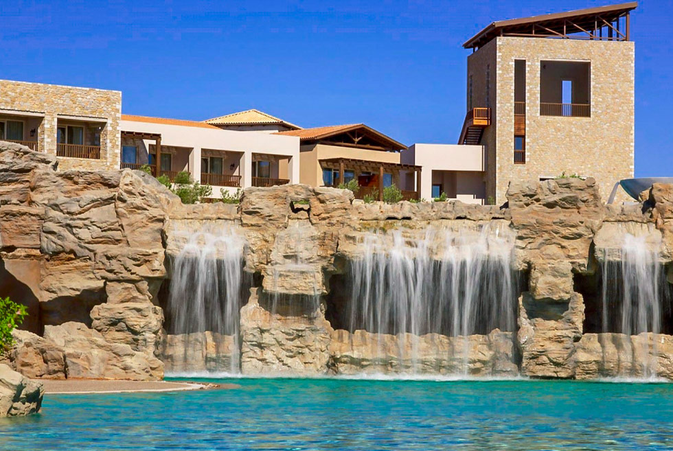 The Westin Resort, Costa Navarino Messinia Greece. Holidays in Greece.