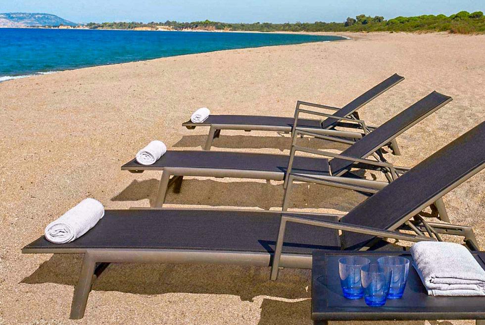 The Westin Resort, Costa Navarino Messinia Greece. Navarino Dunes Beaches