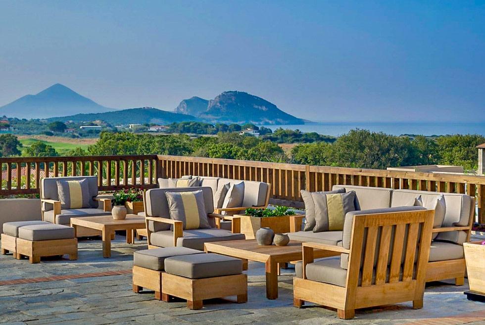 The Westin Resort, Costa Navarino Messinia Greece. Hotels in Peloponnese.