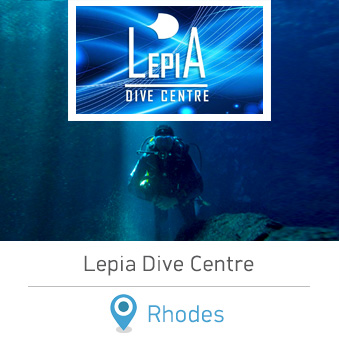 Lepia Dive Centre Rhodes Greece Scuba Diving in Rhodes