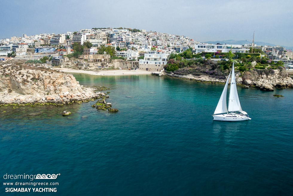 Yacht Charter Greece Dodecanese SigmaBay Yachting. Holidays in Greece.
