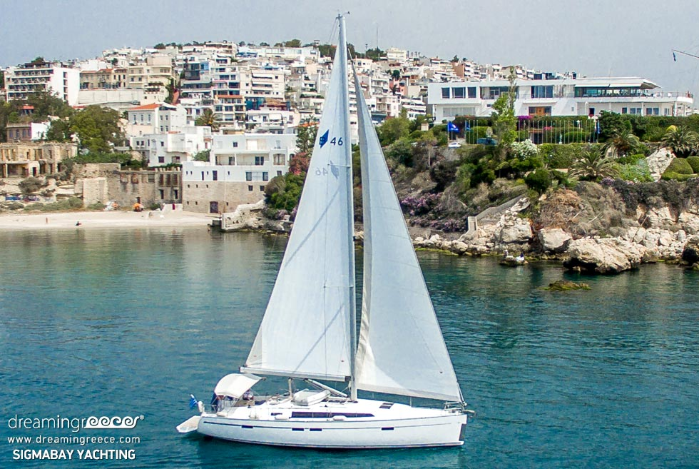 Yacht Charter Greek islands SigmaBay Yachting. Travel Guide of Greece.