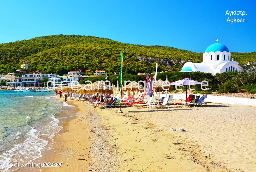 Skala. Holidays in Agistri island Greece. Vacations Argosaronic islands
