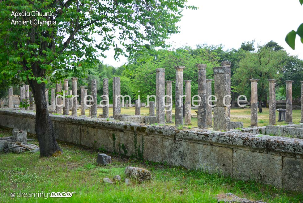 Archaeological Site of Olympia Greece UNESCO World Heritage Centre