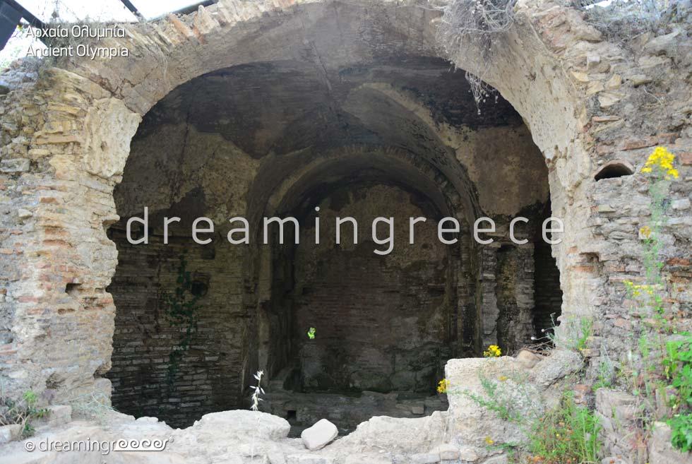 Olympia Ilia Peloponnese Greece