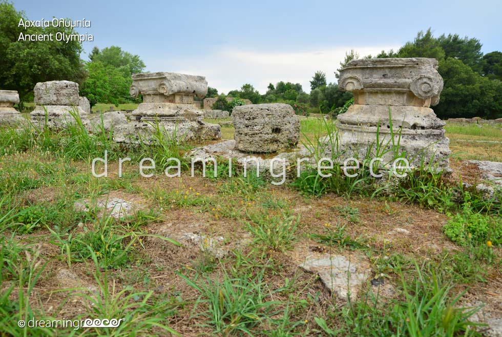 Visit Ancient Olympia Ilia Peloponnese Greece