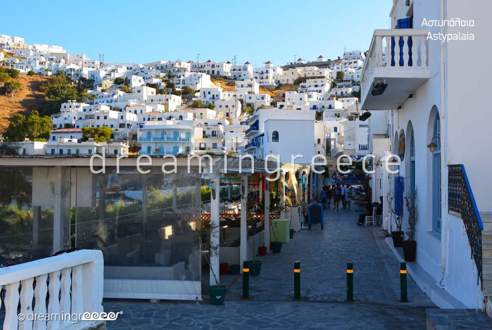 Explore Astypalaia island Dodecanese Greece
