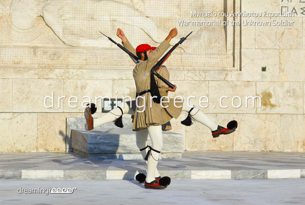 Visit Syntagma Square Athens Greece