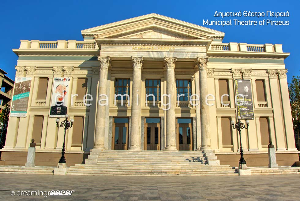 Piraeus Municipal Theatre Greece