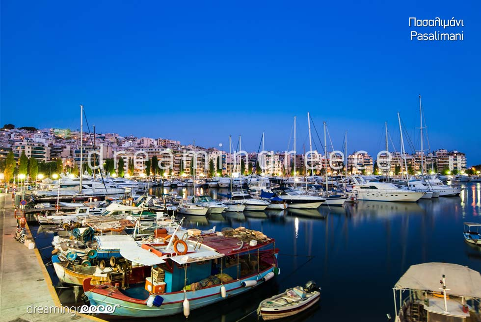 Explore Pasalimani Piraeus Greece