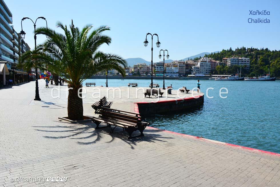 Chalkida Greece. Dream In Greece Travel Guide.