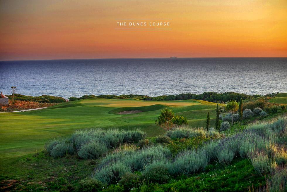 Costa Navarino Golf in Greece. The Dunes Course. Activities in Greece.