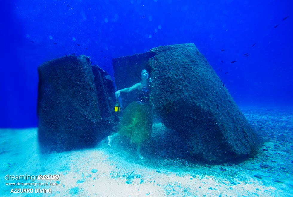 Athens Scuba Diving in Greece. Diving Centers Greece