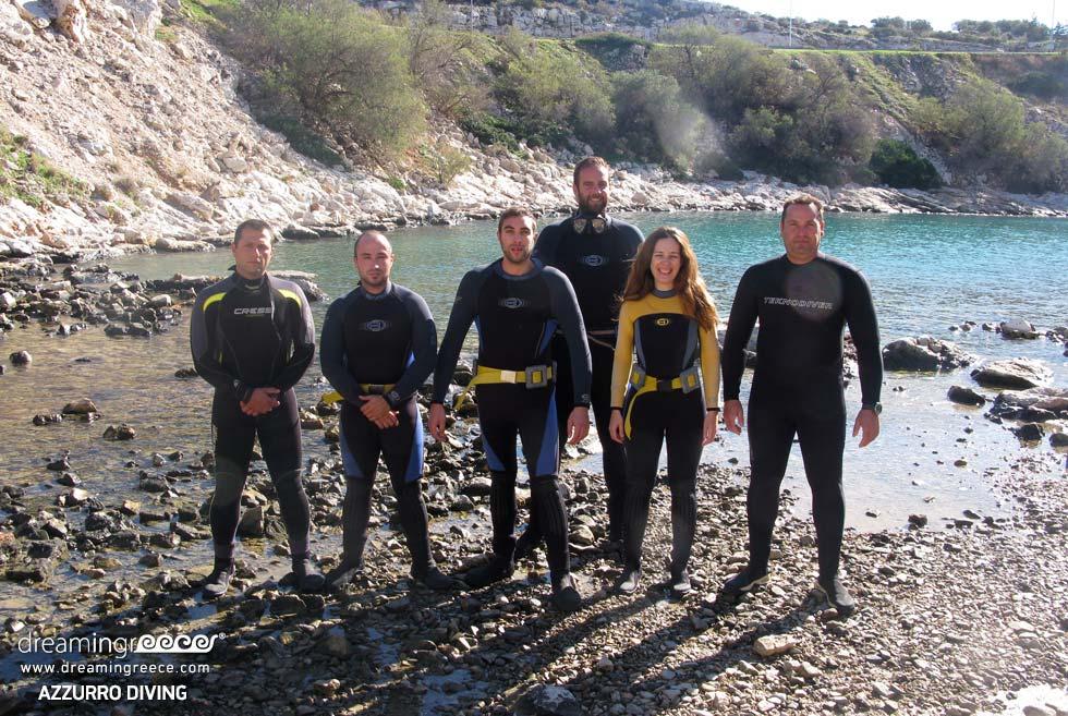 Azzurro Diving School