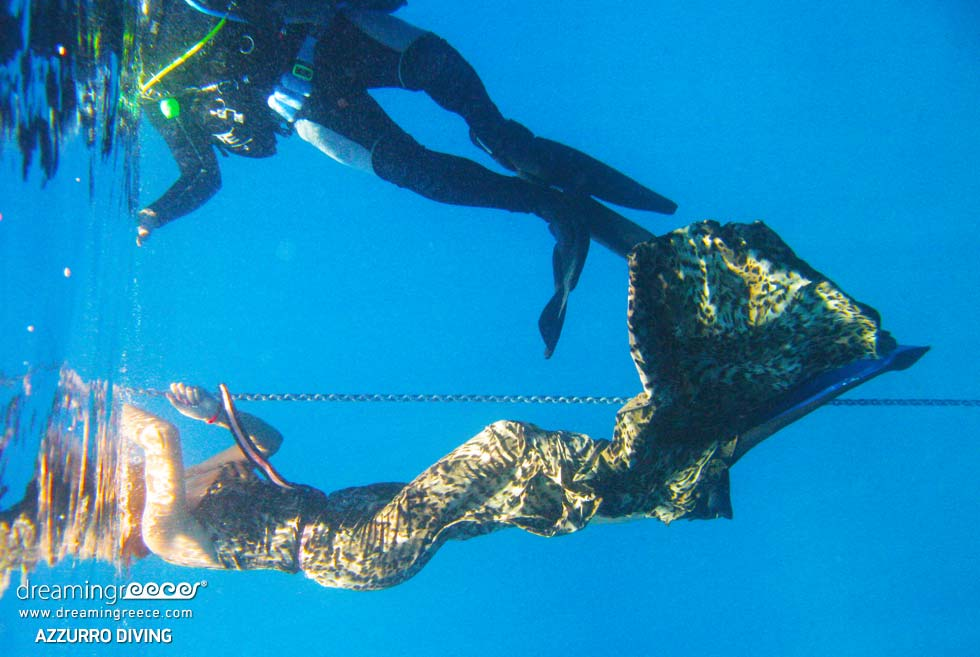 Scuba Diving in Athens. Vacations Athens Greece Travel