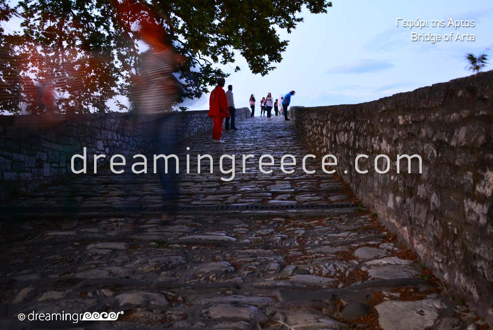 Visit Arta Epirus. Winter Holidays in Greece