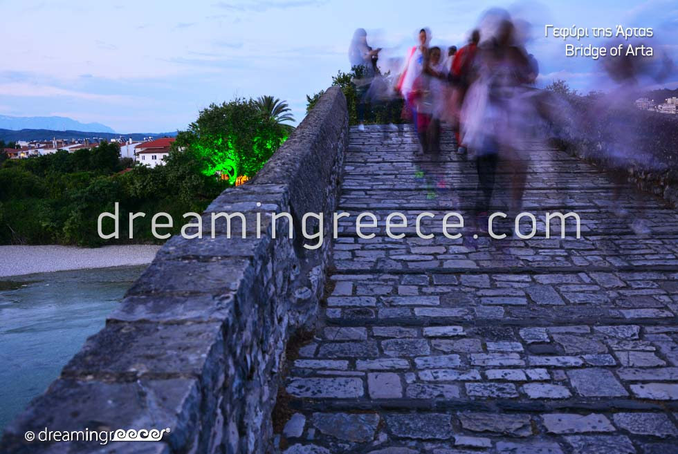 Tourist Guide of Arta Epirus Greece