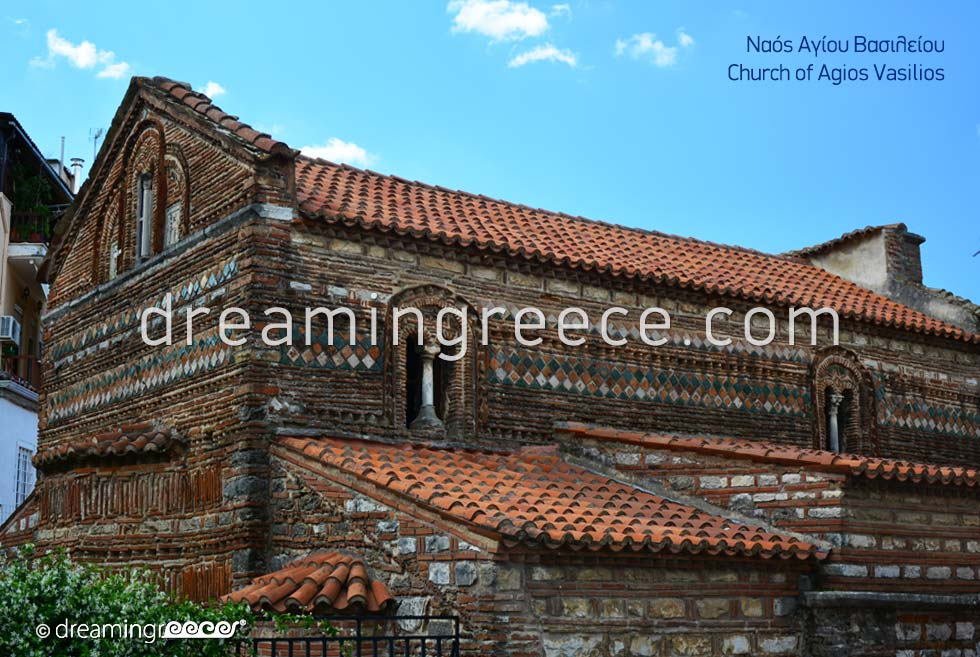 Agios Vasilios Church in Arta Epirus Greece