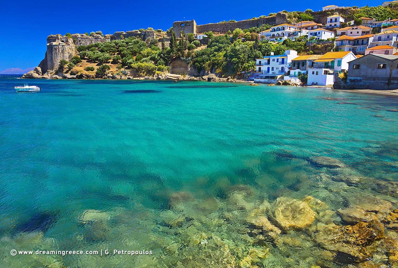 Holidays in Koroni Foinikounta Methoni Messinia Peloponnese Greece