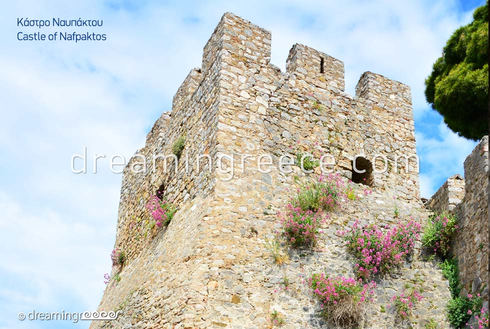 Discover the Castle of Nafpaktos