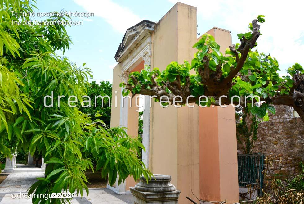 Visit the Old Mansion Mpotsari Nafpaktos