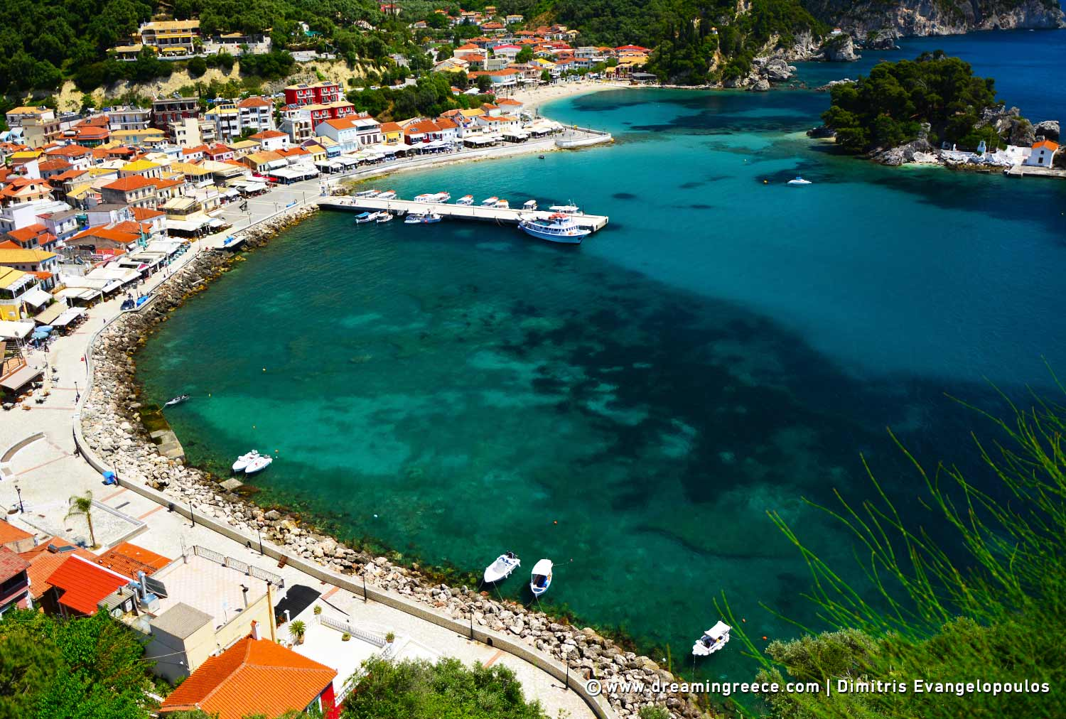 Holidays in Parga Sivota Epirus Greece