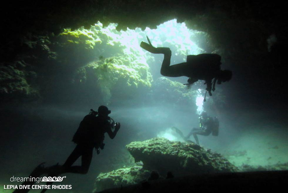 Lepia Dive Centre Rhodes island Greece