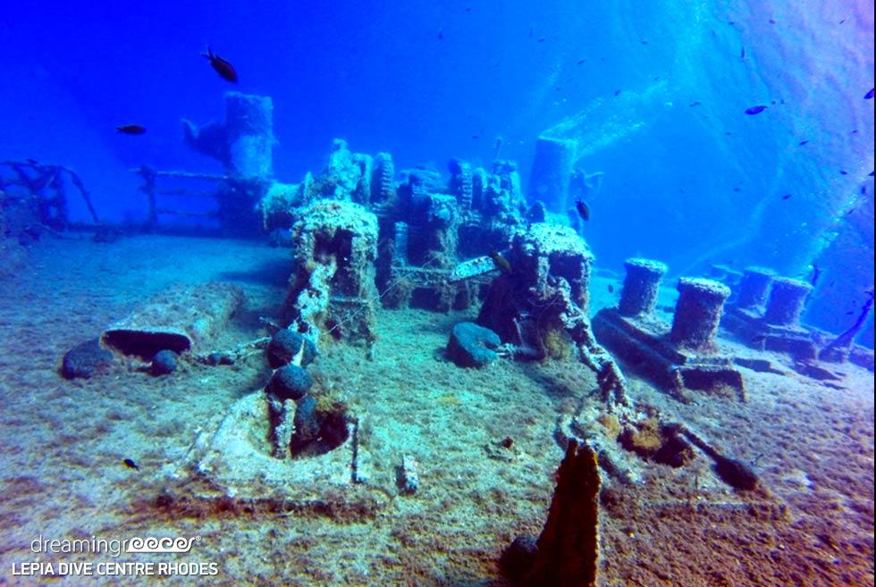 Lepia Dive Centre Rhodes, Scuba diving in Greece. Visit Greece