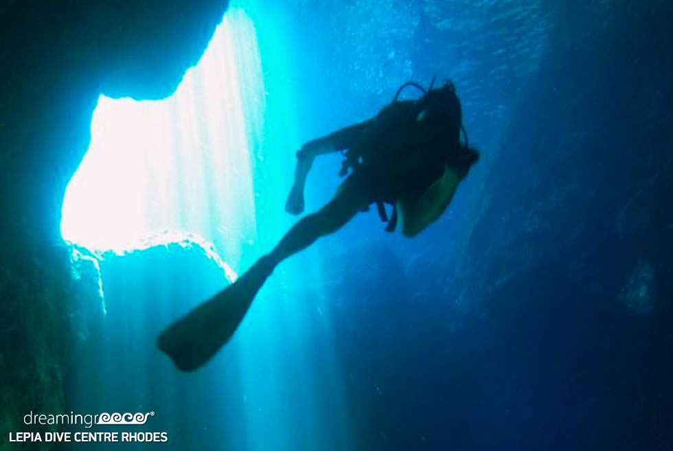 Rhodes dive Center in Lindos