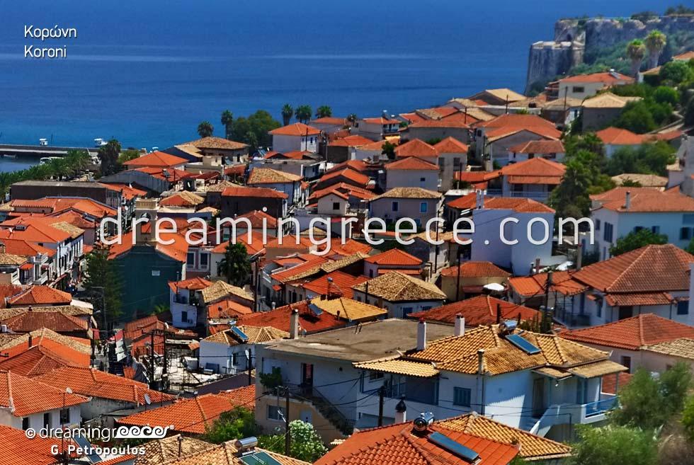 Koroni Messinia Peloponnese Greece