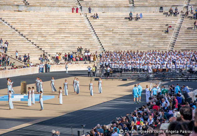 Olympic Games 2016 - Handover Ceremony for the Olympic flame