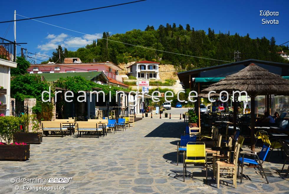 Visit Sivota Syvota Thresprotia Epirus Greece