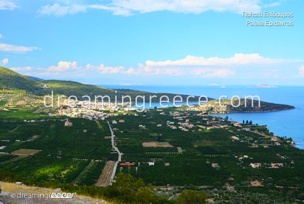 Discover Palaia Epidavros Argolida Peloponnese Greece