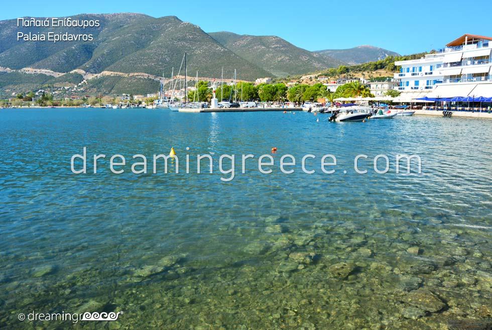 Explore Palaia Epidavros Argolida Peloponnese Greece