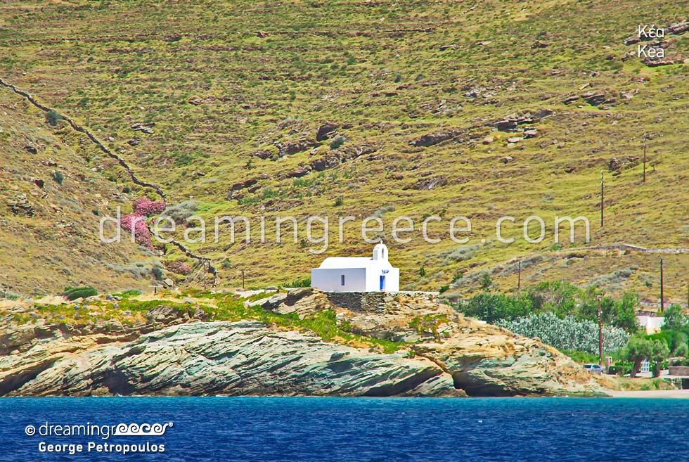 Kea Tzia island. Discover Greece
