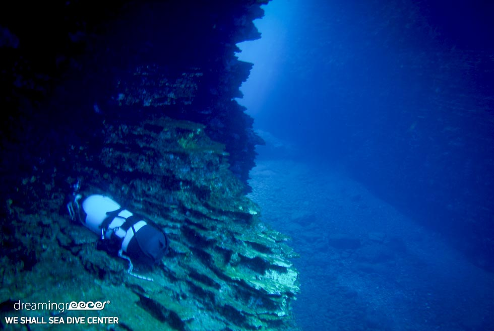 Amorgos Diving Center. Diving Centers Greece. Holidays in Amorgos island