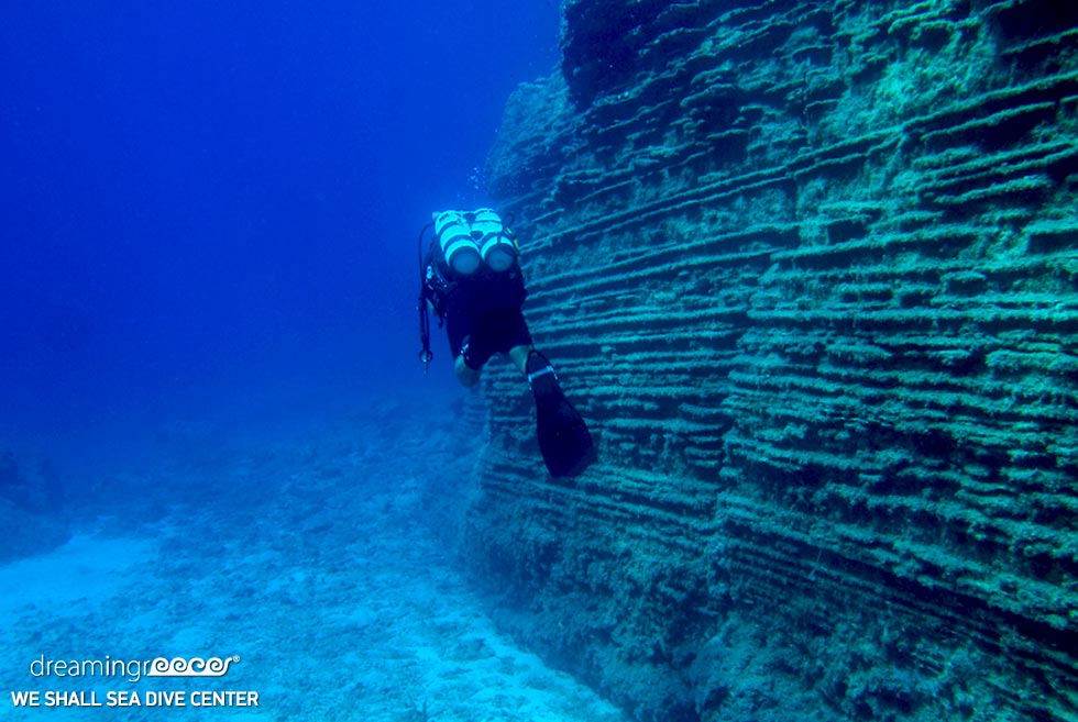 Dive Amorgos. Diving Centers Greece. Travel guide of Amorgos island