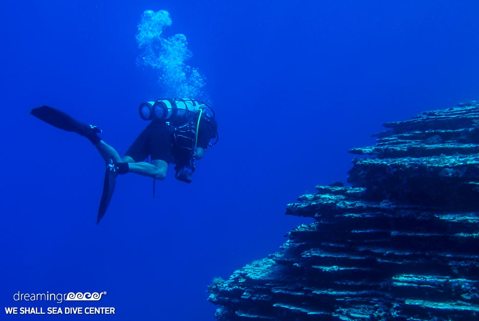 Dive Resort and Instructor Training Center Amorgos