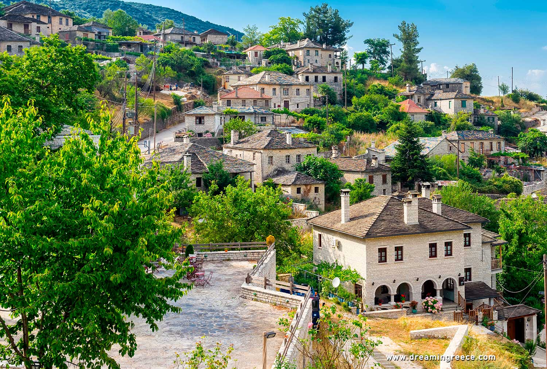 Winter Holidays in Zagorohoria Zagori Villages Epirus Greece
