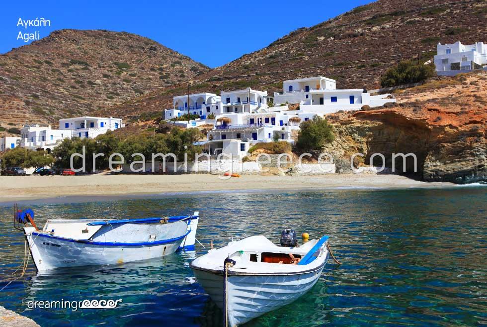 Holidays in Agali Folegandros Greece