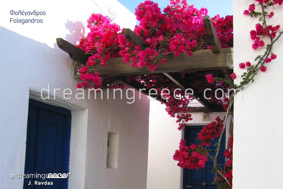 Vacations in Folegandros island Greece
